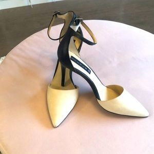 STEVEN by Steve Madden high heeled ankle strap